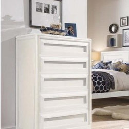 Bestsellers - Lea Elite Reflections Drawer Chest 876-151 by Lea Industries