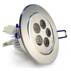 TorchStar - 5Watt LED Directional Ceiling Light - Overview