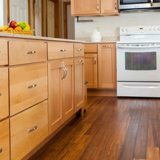 Traditional Kitchen by 'g' Green Design Center