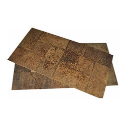 Foran - Forna Orgbrick Cork Wall Tiles  (21.31 sqft per Package) for Soundproofing - Descriptions
