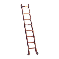 Library Ladder, DaVinci Collection - This is a classic library ladder at a great price.