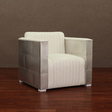 Contemporary Armchairs by Overstock.com