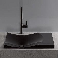 Modern Bathroom Sinks by YBath