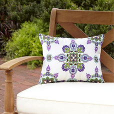 Contemporary Outdoor Pillows by Cost Plus World Market