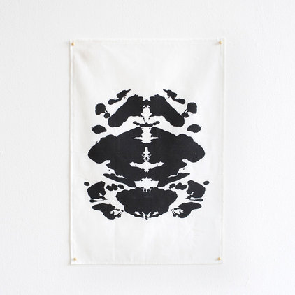 eclectic dishtowels by Pigeon Toe