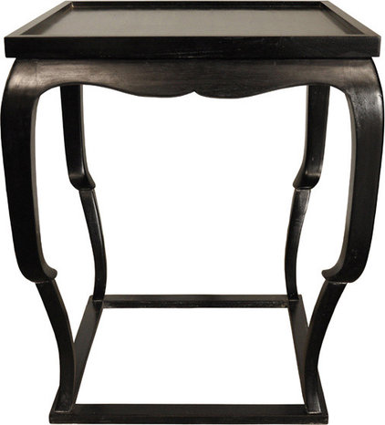 traditional side tables and accent tables by Greige