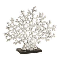 Grand and Beautiful Aluminum Coral - Description: