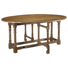 Traditional Dining Tables by French Heritage