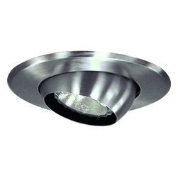 "Nora Lighting - Nora NS-18 4"" Adjustable Eyeball, Ns-18n - 4"" Adjustable Eyeball"
