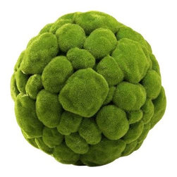Large Moss Sphere - Large Moss Sphere