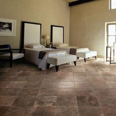 floor tiles by Clint Balfanz