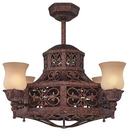 Traditional Ceiling Fans by Lighting Luxury Style