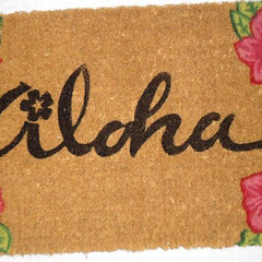 eclectic doormats by Coco Mats n' More