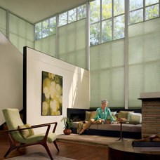 modern cellular shades by Complete Blinds