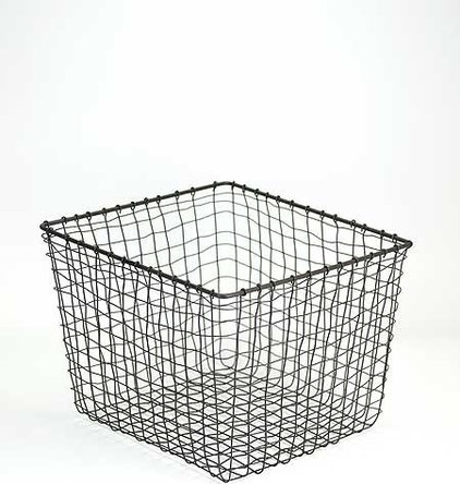 Eclectic Baskets by Brook Farm General Store