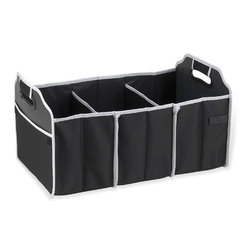 Picnic at Ascot - Collapsible Trunk Organizer - Features: