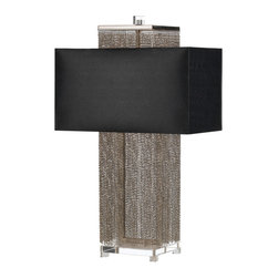AF Lighting - Af Lighting 8445-TL Candice Olson Casby Table Lamp - AF Lighting 8445-TL Candice Olson Casby Table Lamp