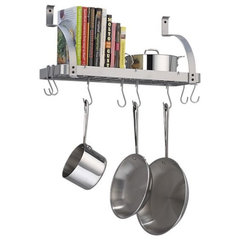 modern pot racks by Crate&amp;Barrel