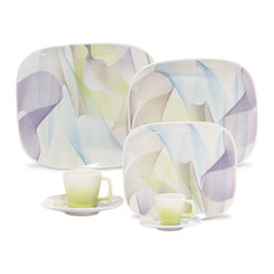 Karim Rashid Shift Line Fusion 20-Piece Set