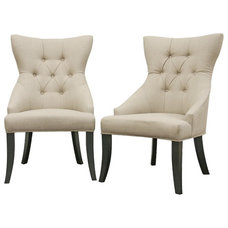 Transitional Dining Chairs by Baxton Studio