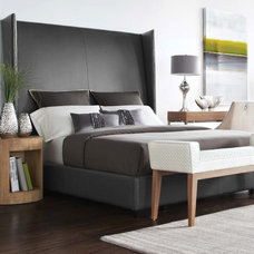 Contemporary Beds by Briers Home Furnishings