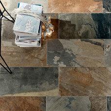 Floor Tiles by United Tile
