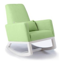 Monte Design - Joya Rocker - The Joya Rocker is the ultimate iconic design piece for your home. It has the smallest footprint of all our chairs, yet there is no compromise on comfort. With its gentle rock and tall supportive back, its therapeutic value is irreplaceable. This modern rocking chair is designed to be a timeless addition to any room in your home.