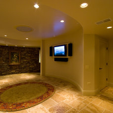 Contemporary Entry by High Definition Home