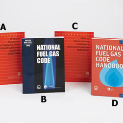 NATIONAL FIRE PROTECTION ASSOC - Book, NFPA Fuel Gas Handbook - Book, 2006 NFPA National Fuel Gas Code Handbook