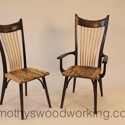 """""""The Madison"""" Dining Table and Chairs - Chairs from """"The Madison"""" dining set"""