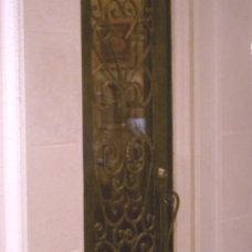 Mediterranean Interior Doors by Lidia M. Luna At Forge Iron Designs