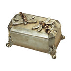 Sterling - Sterling 93-9205 Dragonfly Box - Sterling 93-9205 Dragonfly Box