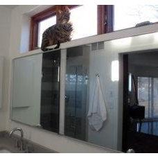 IKEAFANS - Galleries - GODMORGON Vanity light, Super easy, very stylish bathroom