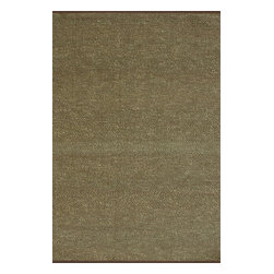 Loloi Rugs - Loloi Rugs Green Valley Brown Transitional Hand Woven Rug X-670500RB10-VGEERG - Hand woven in India of seagrass and cotton, the Green Valley Collection breathes organic beauty in the floors of any home with these solid and striped designs. And with a raw textural surface, Green Valley adds a distinctly natural vibe to the room.