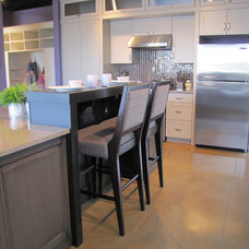 Traditional Kitchen Islands And Kitchen Carts by Superior Cabinets