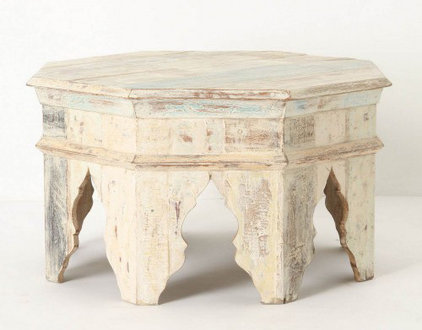 Mediterranean Coffee Tables by Anthropologie