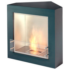 Modern Fireplaces by Stardust