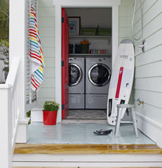 contemporary laundry room by Joel Snayd