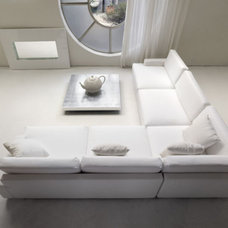 contemporary sofas by Cyrus Company US
