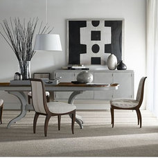 Contemporary Dining Tables by Lombards Fine Furniture