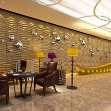 Contemporary Accessories And Decor by 3D Wall Panels,Canada