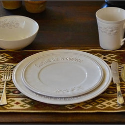 Cuisine de Provence Dinnerware Set - Add elegant French style to your ...