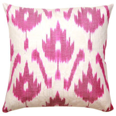 Eclectic Decorative Pillows by Furbish