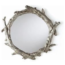 Rustic Wall Mirrors by Masins Furniture