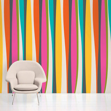 contemporary wallpaper by French Bull