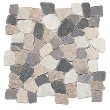 Modern Mosaic Tile by Zen Paradise, Inc.