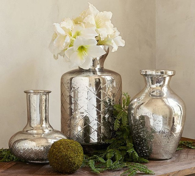 contemporary vases by Pottery Barn