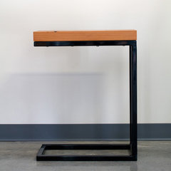 modern side tables and accent tables by Barn Light Electric Company