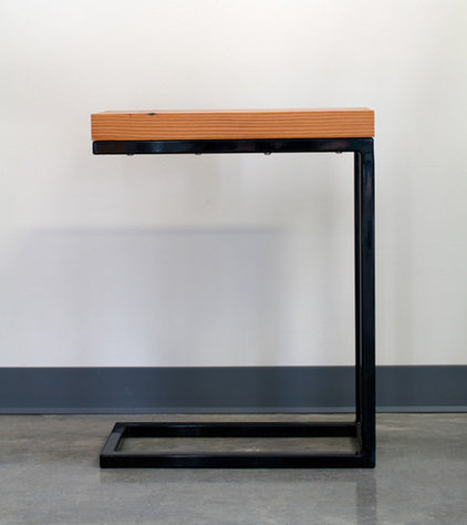 Industrial Side Tables And End Tables by Barn Light Electric Company