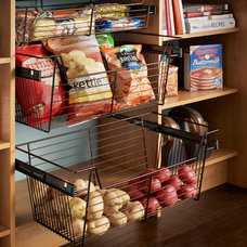 Pantry by Closet Restoration